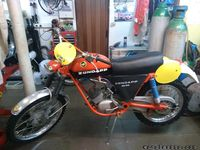 zundapp 50 gs replica