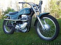 MATCHLESS METISSE 500 ccm